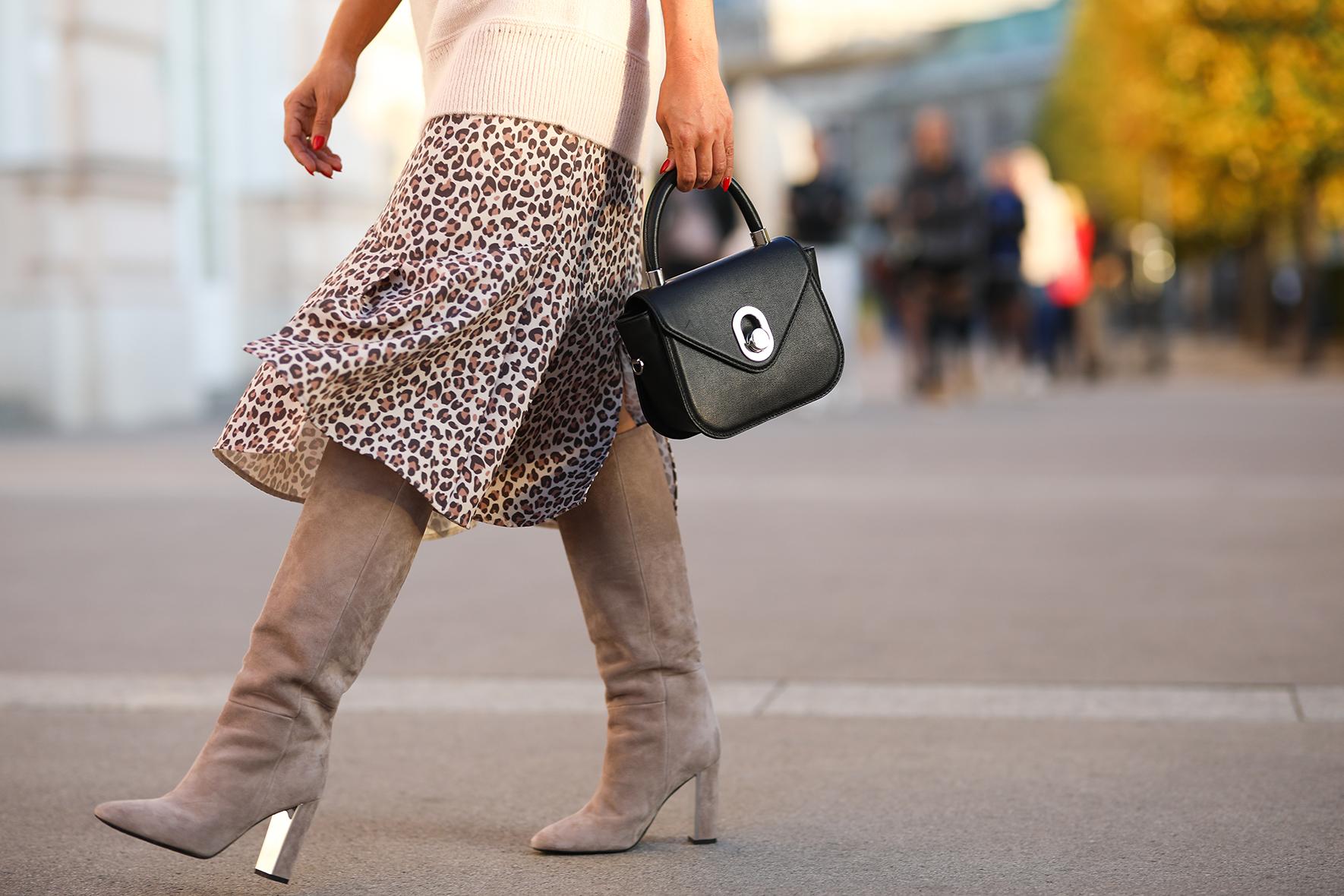 Stiefel: Diese Modelle kaschieren kräftige Waden | GRAZIA