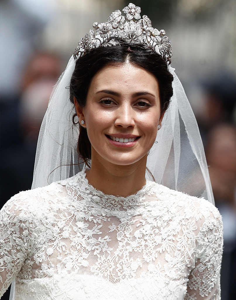 Royale Hochzeitsfrisuren: Die schönsten Hairstyles der royalen
