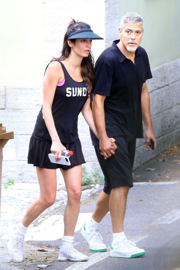 AmalClooney_GeorgeClooney_Tennis