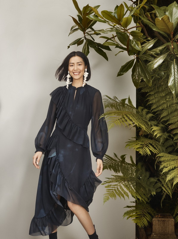 H&M-Conscious-Exclusiv-Kollektion-Kleid