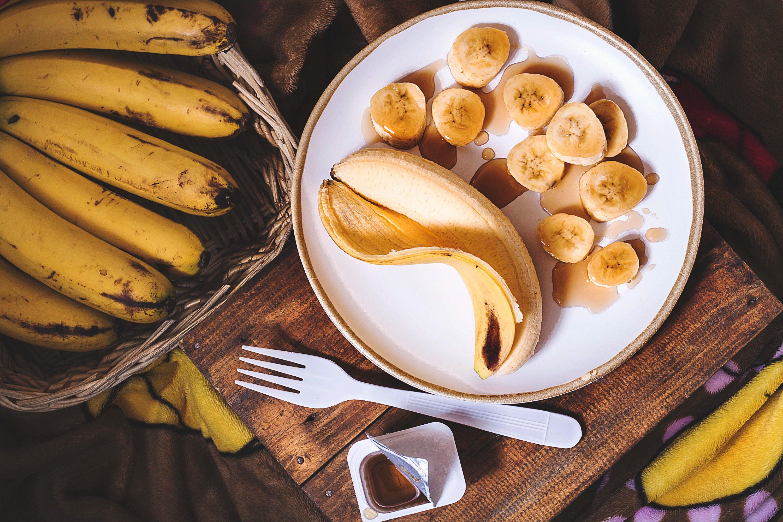 kann ich mit bananen abnehmen